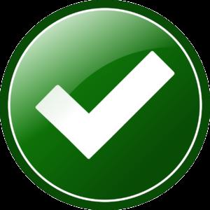 Symbool goedgekeurd